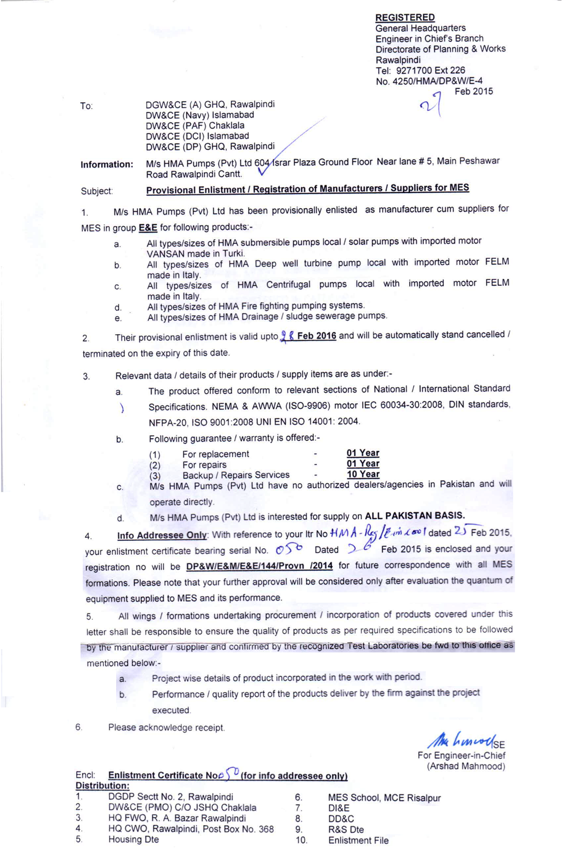 certificates and letters license amp certification letter for supplier