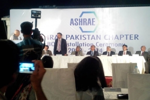 ASHRAE BOD INSTALLATION CEREMONY